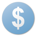 currency_dollar_blue128